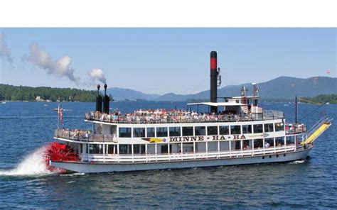 Steamboat Lake George by Top Attraction In Lake George New York Lake George