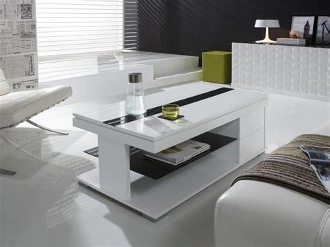 table basse relevable but table basse relevable blanc laqu 233 design elsye