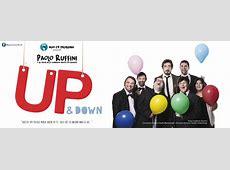 UP & DOWN 19 marzo – Teatro Sistina