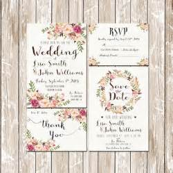 wedding invitation kit diy wedding invitation kits diy ready
