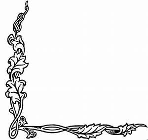 Rahmen Vorlagen Schnörkel : rahmen mit blaetter ausmalbild malvorlage mode und kunst ~ Eleganceandgraceweddings.com Haus und Dekorationen