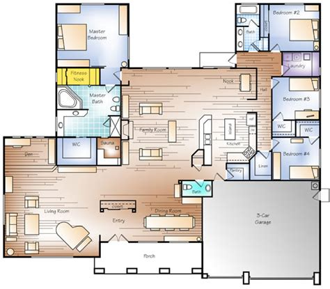floor plans in illustrator graphic illustrator boer and boer floor plans