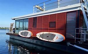 Hausboot Bauen Anleitung : hausboot kaufen und wohnen auf dem hausboot hausboote mieten ~ Watch28wear.com Haus und Dekorationen