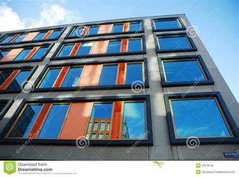 Architettura Moderna, Amsterdam Fotografia Stock Libera Da