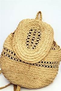 Sac En Paille Original : sac dos en paille luckyfind ~ Melissatoandfro.com Idées de Décoration