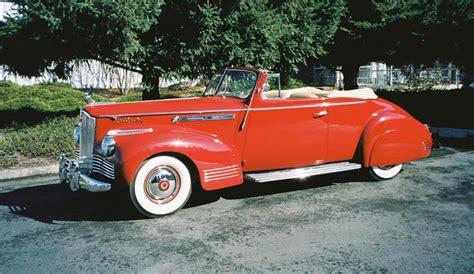 1942 Packard Super 8 Convertible Victoria137840