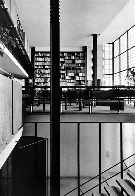 We create classic, comfortable, and functional interiors that develop into beautiful backdrops for the lives of our clients. Maison de Verre Paris by Pierre Chareau + Bernard Bijvoet.