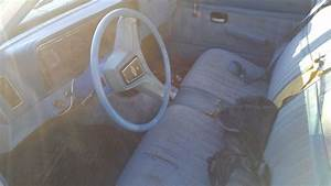 1981 Chevrolet Luv Diesel Pickup 5 Speed Manual