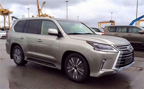 lexus gx  spy  reviews specs interior