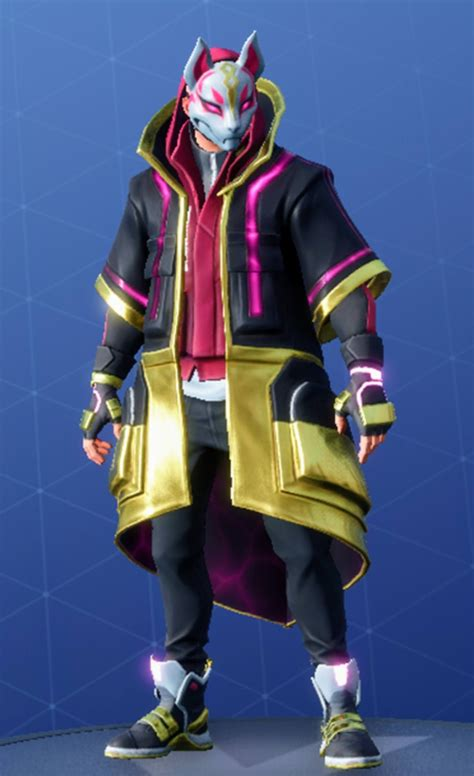 inspo fortnite br drift skin fashion epic games