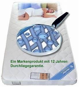 Kindermatratzen Test 90x200 : bayscent 7 zonen gelschaum matratze gelmatratze 90x200 matratzen betten lattenroste ~ Frokenaadalensverden.com Haus und Dekorationen