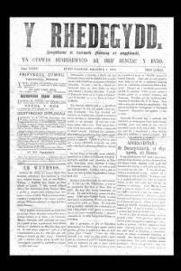 Advertising|1878-12-07|Y Rhedegydd - Welsh Newspapers Online
