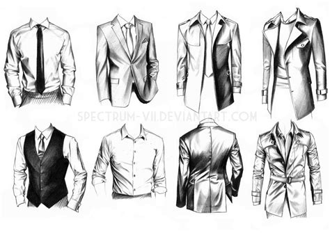 suit drawing ideas  pinterest drawing clothes