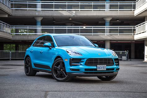 review  porsche macan  car