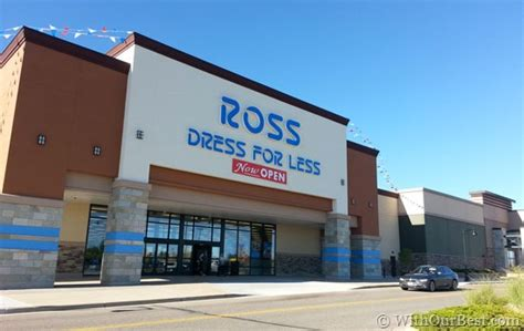 20 Grand Opening Ross Dress For Less Stores  Including