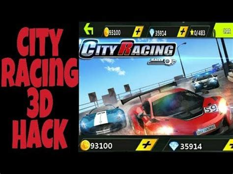 how to hack city racing 3d unlimited coins gems hack