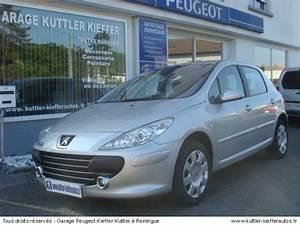 Ecole De Vente Peugeot : v hicules d 39 occasions peugeot 307 en alsace achat et ~ Gottalentnigeria.com Avis de Voitures