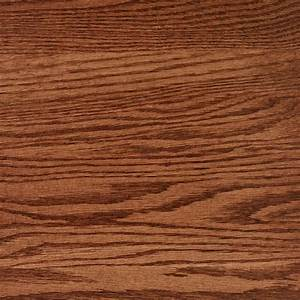 Chestnut Stain on Red Oak