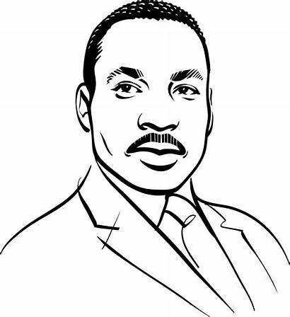 Luther Martin King Jr Dr Draw Kathryn