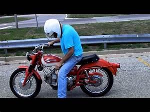1965 Harley Davidson Sprint