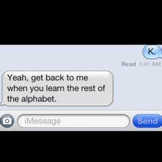 1000+ images about Good comebacks. on Pinterest | Good ...