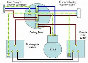 Two Way Light Switch Wiring Diagram