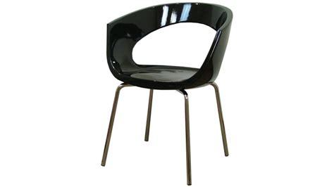 chaises plastique transparent revger com chaise plastique transparent design idée