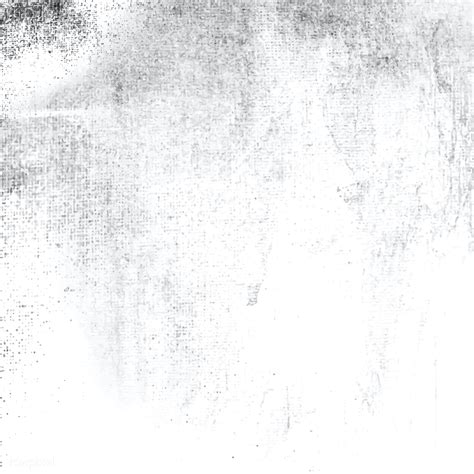 White grunge distressed texture vector Free stock
