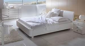 Kunstleder Bett Weiß 140x200 : polsterbett in dunkelbraun 140x200 cm und gr er harmony ~ Indierocktalk.com Haus und Dekorationen