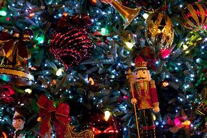 Christmas Tree Desktop Backgrounds Background Nutcracker