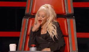Christina Aguilera GIF by The Voice - Find & Share on GIPHY