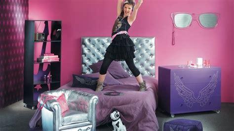 decoration de chambre fille ado decoration chambre ado fille rock visuel 4