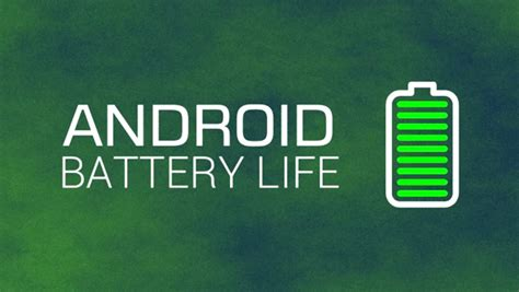 android battery extending battery of your android device while not