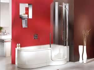 baignoire combin 233 e 224 une douche avec porte 1 place 180cm