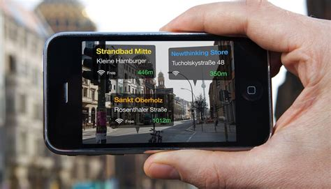 augmented reality iphone augmented reality blows my mind wondergressive