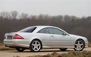 2001 Mercedes-benz Cl 63 Amg