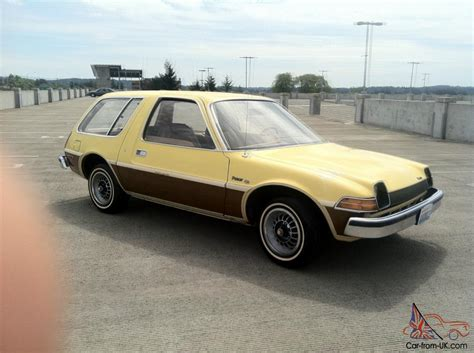 Sale Ebay by 1977 Amc Pacer D L Woody Wagon Only 24k Actual