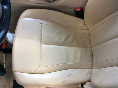nettoyage siege auto cuir nettoyage de siège de voiture en cuir à pessac clean