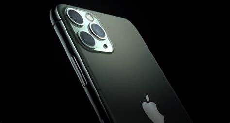 apple debuts iphone 11 pro from 999 with triple rear camera