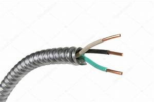 Electrical Wire In Conduit  U2014 Stock Photo  U00a9 Jusaresch  2581240
