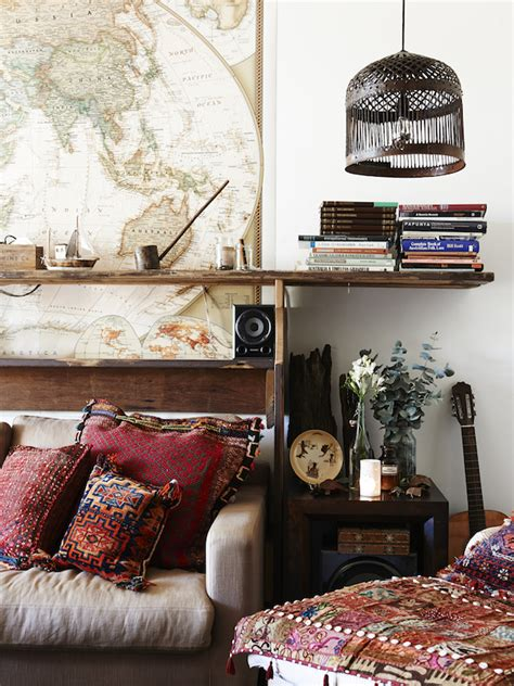 How To Decorate In Bohemian Style  L' Essenziale