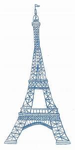 Eiffel Tower Cartoon Images - ClipArt Best