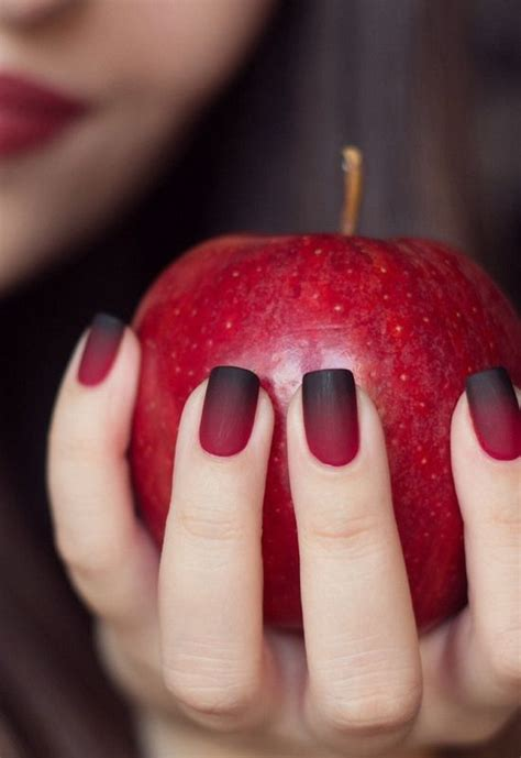 chic ombre nails ideas  stand  styleoholic