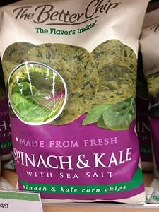 Things I would never buy, Vol. 1: Spinach and kale potato ...