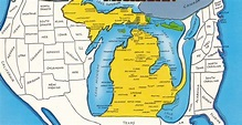 6 Maps Of Michigan That Are Just Too Perfect (And Hilarious)