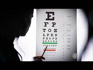 Motor Vehicle Eye Chart Almanac The Eye Chart Youtube