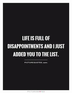 Disappointed In You Quotes   www.pixshark.com - Images ...