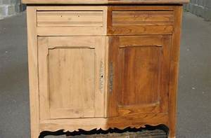conseils pour decaper un meuble qui a ete cire relooker With comment decaper un meuble en chene vernis
