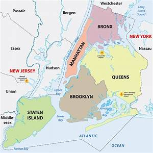 Can You Identify Each New York City Borough By Its