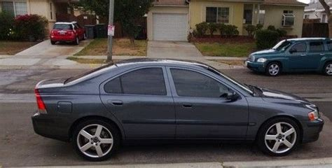 sell  volvo sr awd  speed manual  torrance